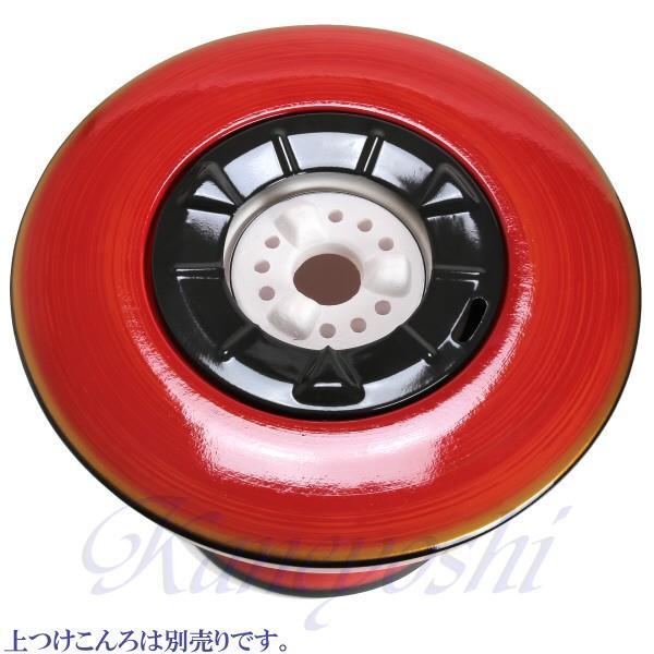 【送料無料】安心の日本製 心あたたまる レンタン火鉢 赤|docchan|06