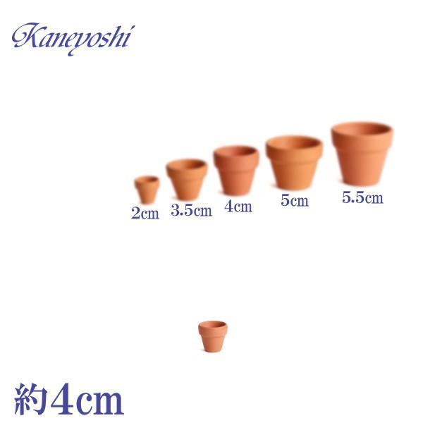 植木鉢 陶器 おしゃれ サイズ 4cm ミニミニテラコッタ|docchan