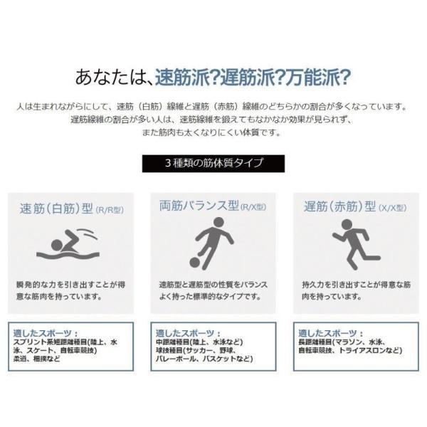 検査キット/自宅/郵送/体質/筋トレ/トレーニング/DNA EXERCISE遺伝子検査キット|doctorsmarche|03