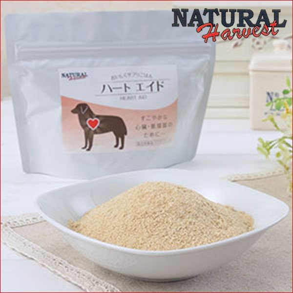 NATURAL Harvest ナチュラルハーベストレバエイド 150g×1袋 成犬 高齢犬