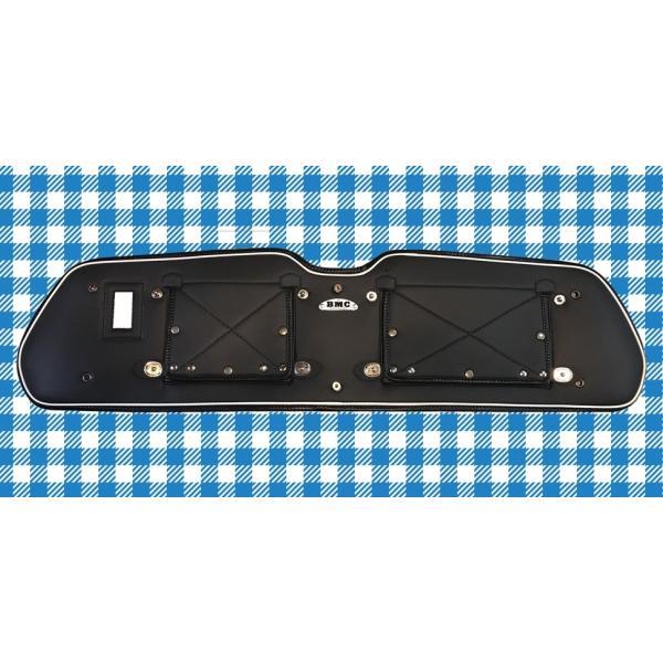 BMCクラッシック MK3 グリル用 グリルマフラー|doghouse-dhr