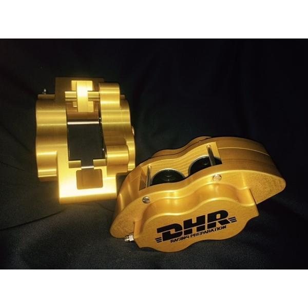 10インチブレーキコンバージョンキット DHR Bespoke 4 pot キャリパー・STDローター タイプ|doghouse-dhr