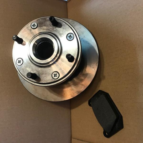 10インチブレーキコンバージョンキット DHR Bespoke 4 pot キャリパー・STDローター タイプ|doghouse-dhr|02