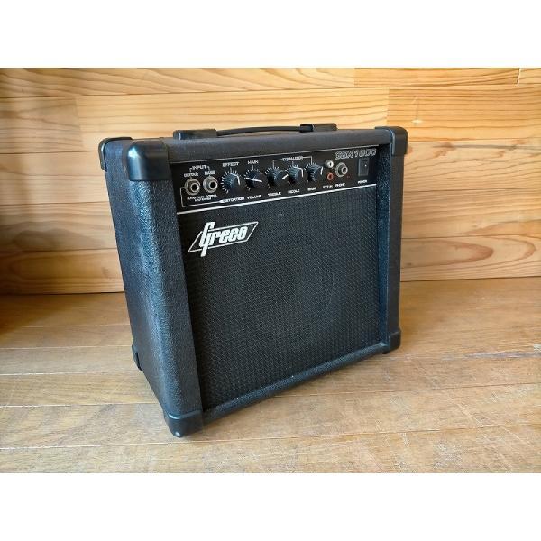中古 ◎Greco/GBX1000/アンプ/ギターベース兼用アンプ/楽器/ギター/ベース/音響機器