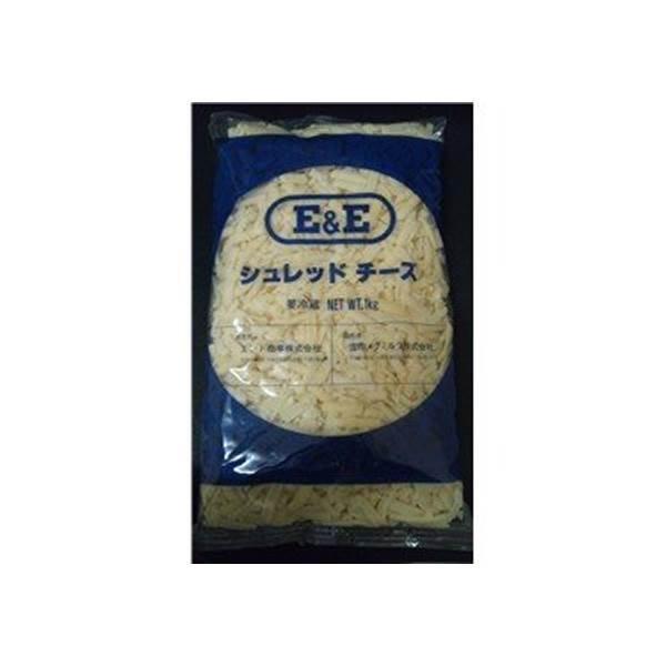 E&E シュレッドチーズ 1kg×10袋セット 業務用