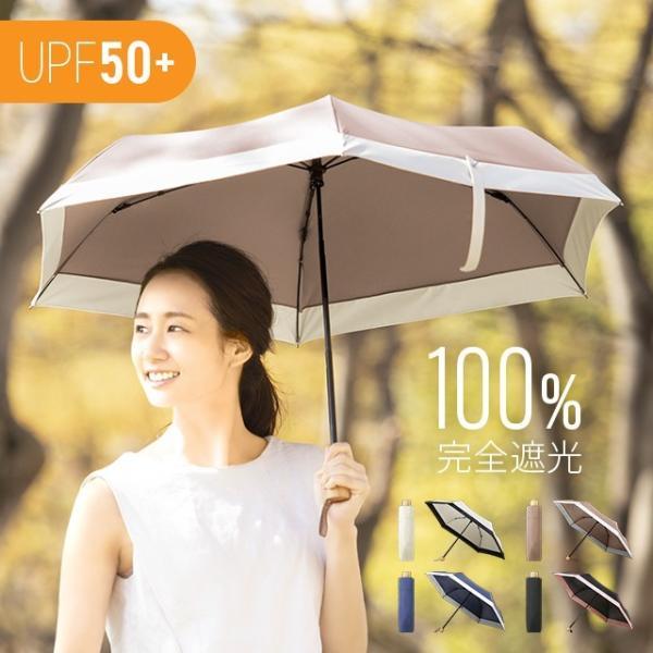 晴雨兼用 UVカット日傘 折りたたみタイプ