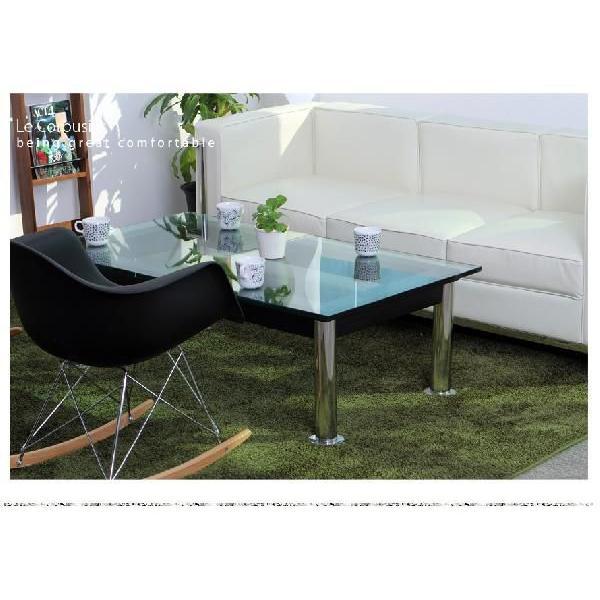 ジェネリック家具 デザイナーズテーブル コーヒーテーブル コルビジェ ル・コルビジェ 北欧 カフェ don2 03