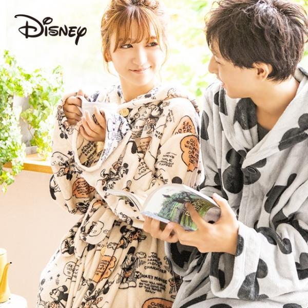 ディズニー公式 着る毛布 MOCOA
