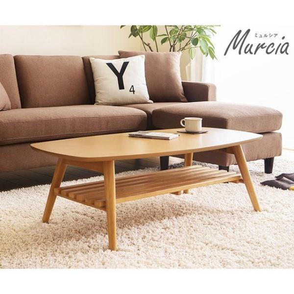 テーブル ローテーブル 折りたたみ 木製 センターテーブル デザイナーズ 北欧 カフェ don2 13