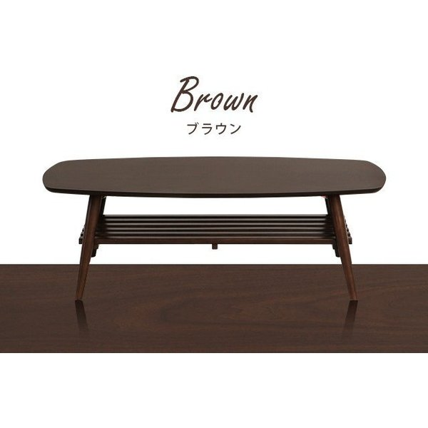 テーブル ローテーブル 折りたたみ 木製 センターテーブル デザイナーズ 北欧 カフェ don2 04