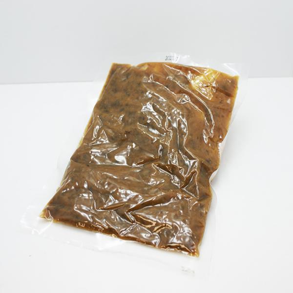 信州長野県のお土産 お取り寄せグルメ(業務用)ふき味噌生わさび(袋)