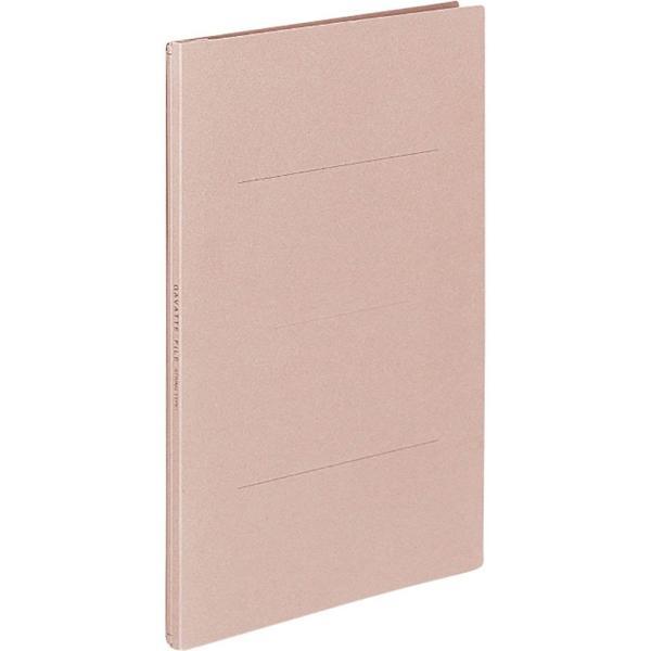 KOKUYO コクヨ ファイル ガバットファイル ひもとじ A4 1000枚収容 ピンク 3冊 フ-M90P