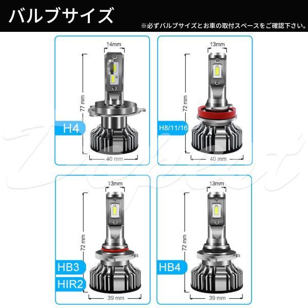 LEDヘッドライト H4 ソリオ/バンディット MA15S系 H23.1~H27.8 dopest 05