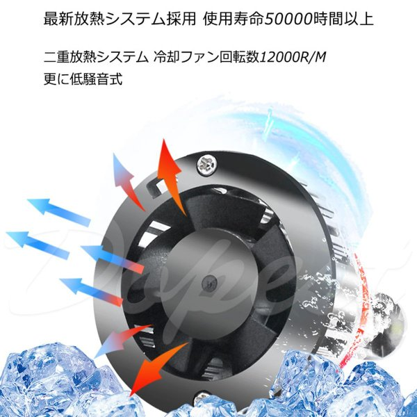 LEDヘッドライト H4 ソリオ/バンディット MA15S系 H23.1~H27.8 dopest 07