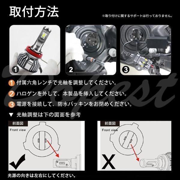 LEDヘッドライト H4 ソリオ/バンディット MA15S系 H23.1~H27.8 dopest 09