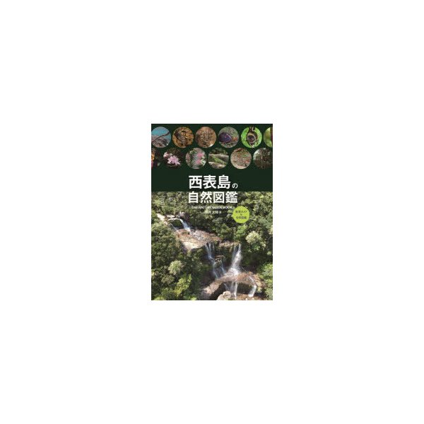 西表島の自然図鑑 散策ガイド&自然図鑑 堀井大輝/著
