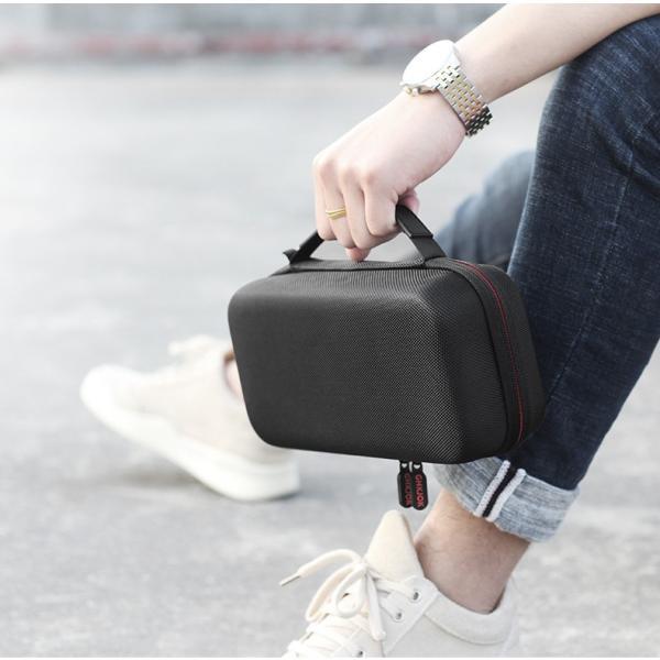 ニンテンドースイッチ ケース 大容量 バッグ カバー Nintendo Switch キャリングケース  全面保護 スタンド機能付き アダプタ 収納可 保護 フィルム プレゼント|dorarecoya|10