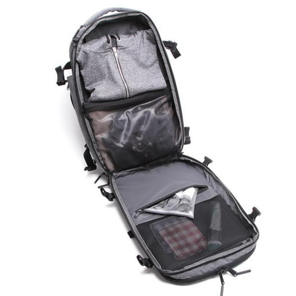 エアー トラベルパック 2 2WAY リュック バックパック TRAVEL COLLECTION Travel Pack 2 Aer 22007 double-edge 11