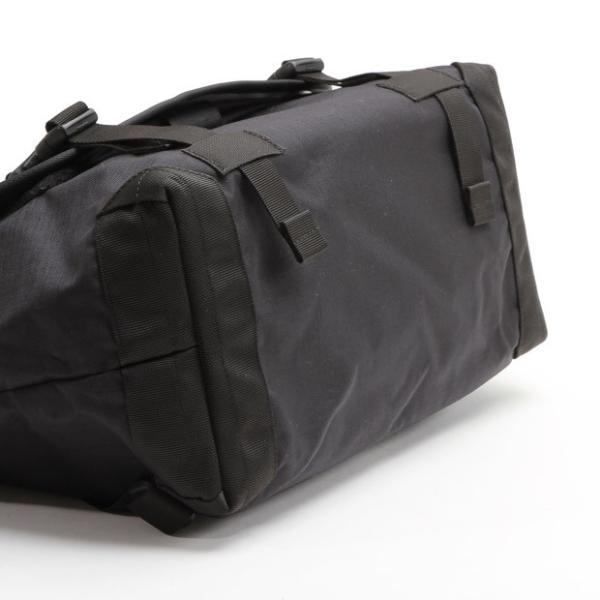 バッグジャック メッセンジャーバッグ ショルダーバッグ ブラッククラシック bagjack Pogo messenger double-edge 09