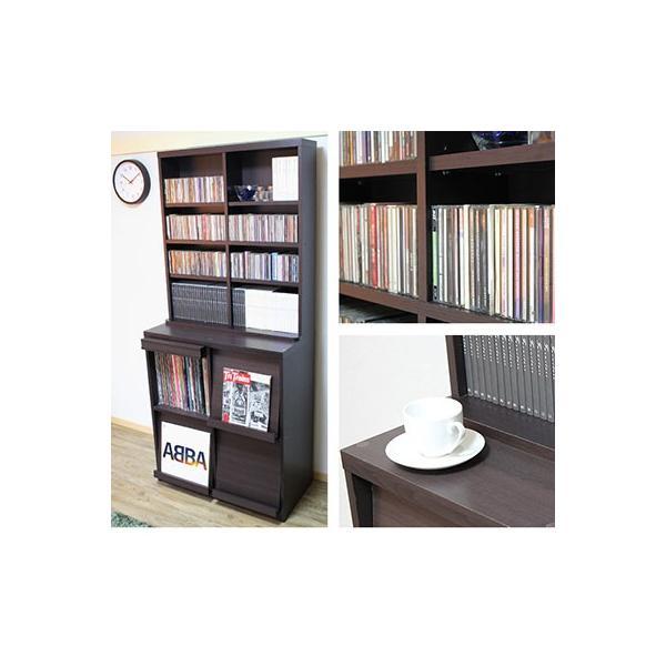 レコードラック レコード収納  レコード ラック LP 収納 収納棚 ディスプレイラック 収納ラック|double-oo|05