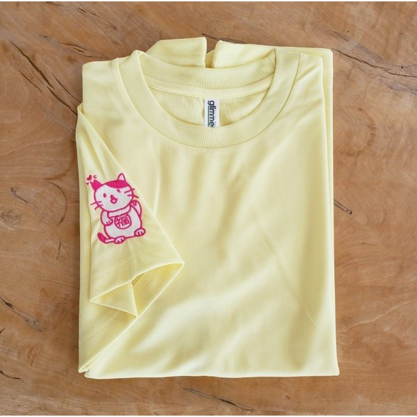 招き猫Tシャツ|doubutu-kikin|07