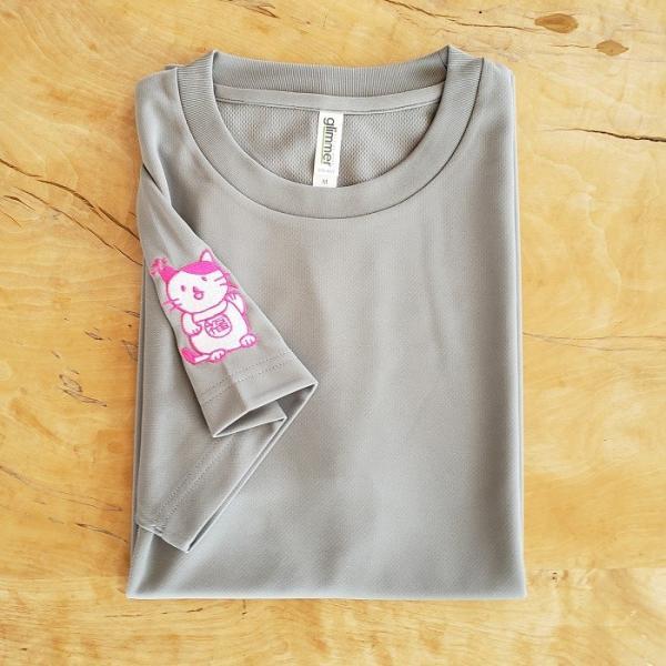 招き猫Tシャツ|doubutu-kikin|08
