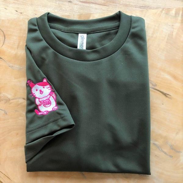 招き猫Tシャツ|doubutu-kikin|10