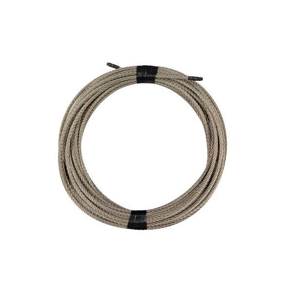 ステンレスワイヤロープ 7×7 径1.0mm  長さ90m