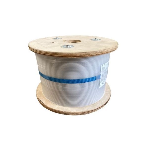 ステンレスワイヤロープ 6×24 径16mm 長さ200m