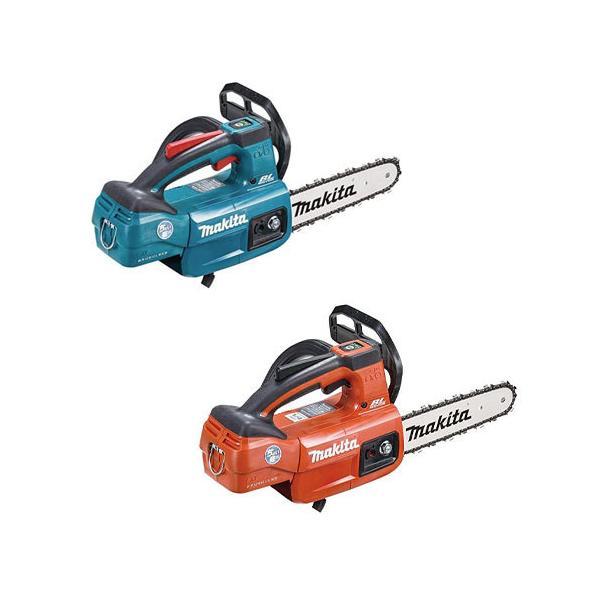 台数 ・在庫あり マキタ18V充電式チェンソー(本体のみ)MUC204DZ(青)またはMUC204DZR(赤)セット品よりバッ