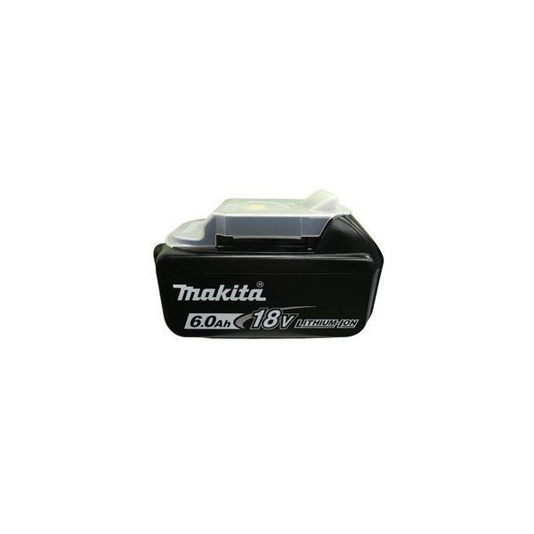 国内正規流通品 18V-6.0Ah・残容量表示 マキタ リチウムイオンバッテリBL1860B douguya 02
