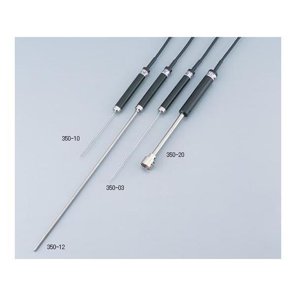 アズワン 防水型デジタル温度計(ハイパーサーモ) 1-8348-04 《計測・測定・検査》