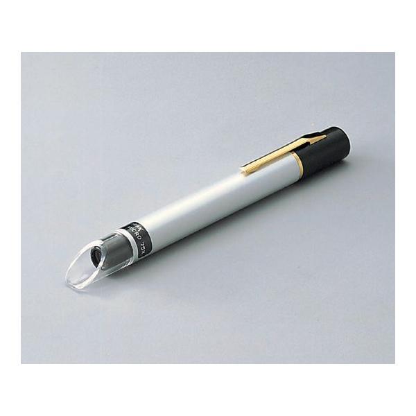 アズワン ポケット・マイクロスコープ 2-203-03 《計測・測定・検査》