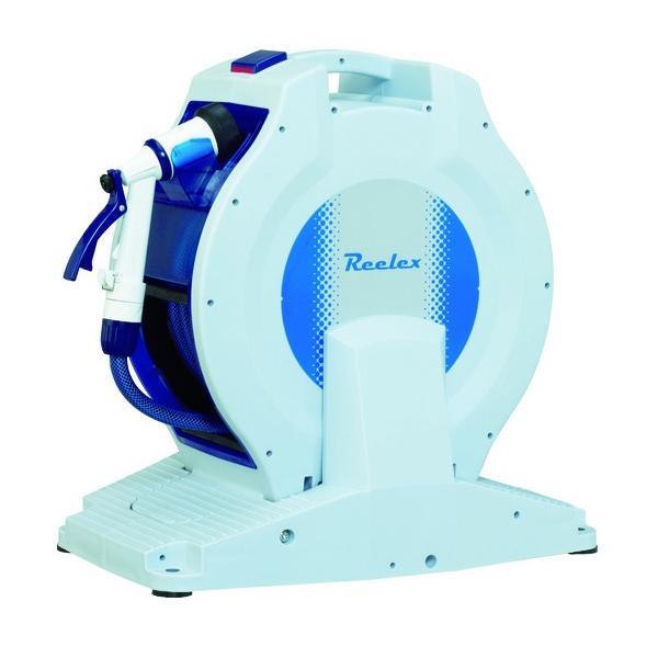 中発販売 Reelex 自動巻 水用ホースリール リーレックス ウォーター 15m NWR-1215