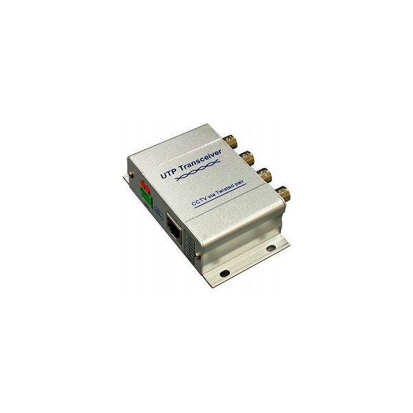 マザーツール (MT) 4チャンネル映像伝送装置 MT-VB204