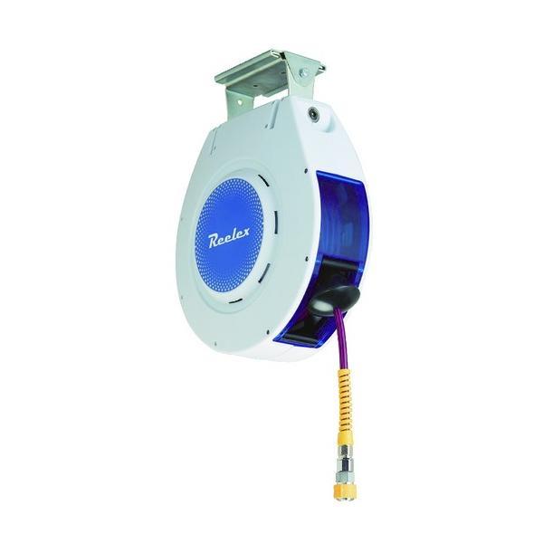【ポイント10倍】 中発販売 Reelex 自動巻きエアーリール リーレックス エアーS (耐スパッタホース仕様) NAR-610WGR