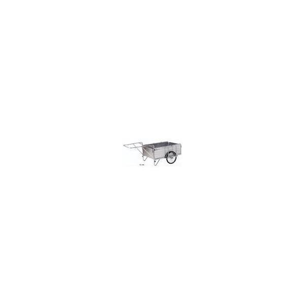 【ポイント5倍】 【直送品】 アルインコ 折りたたみ式リヤカー HK-150E 【特価】【法人向け、個人宅配送不可】 【送料別】