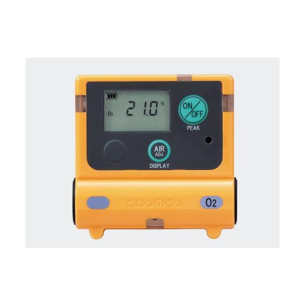【ポイント5倍】 【直送品】 イチネンTASCO 装着型防爆酸素濃度計 TA470BJ