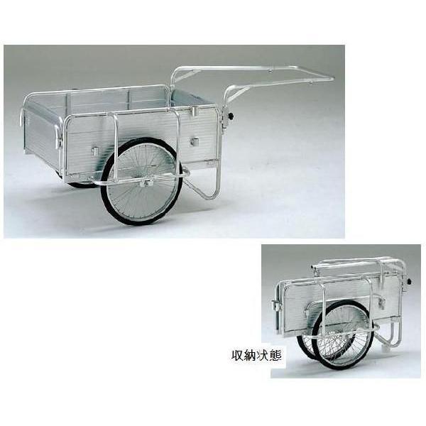【直送品】 PiCa (ピカ) 折りたたみ式リヤカー ハンディキャンパー PHC-130 【法人向け・個人宅配送不可】 【大型】