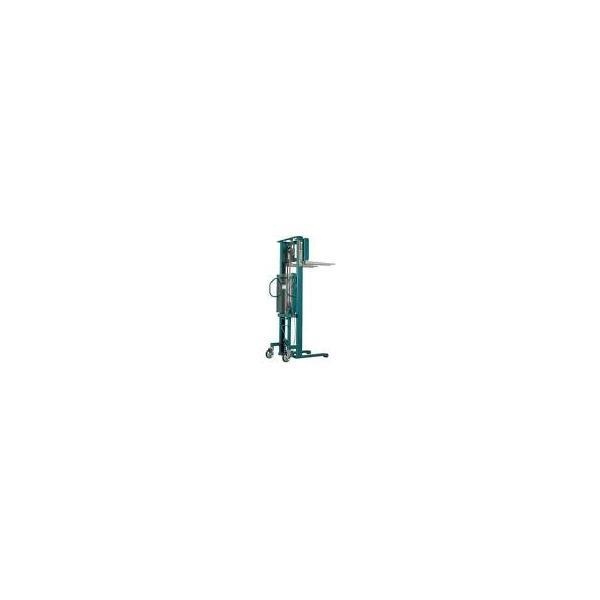 【直送品】 スギヤス ビシャモン 足踏み油圧式リフター ST25H トラバーリフト