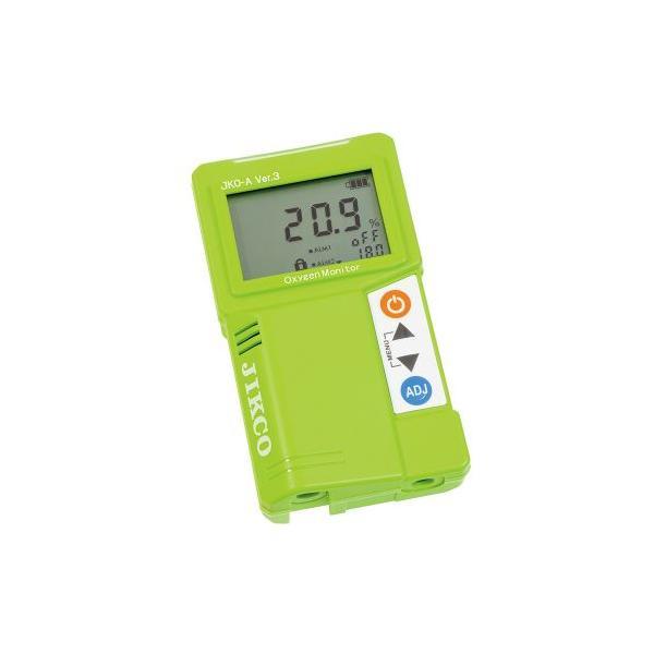 イチネンTASCO 酸素濃度計 TA470JS