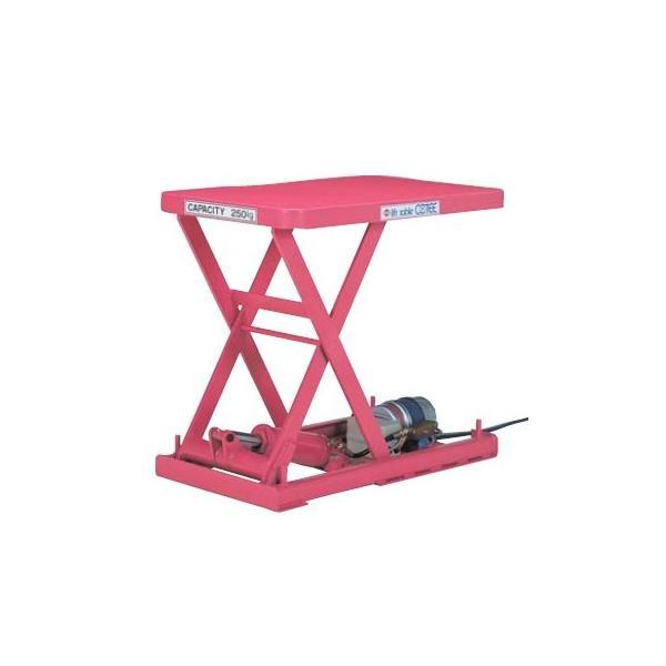 【直送品】 をくだ屋技研 (OPK) リフトテーブルコティ (LT-Eタイプ) LT-E100-0810