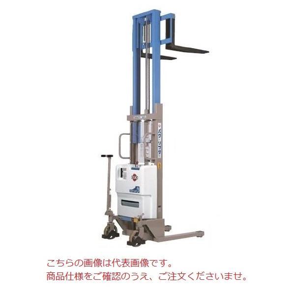 【直送品】 をくだ屋技研 (OPK) 電動式パワーリフター (Wタイプ) PLW-E350-25 《受注生産品》