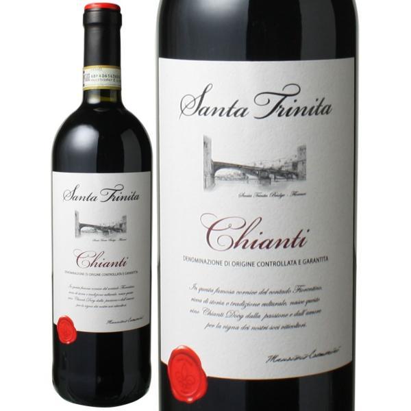 ワインイタリアキャンティ2018サンタトリニータ赤※ヴィンテージが異なる場合がございます