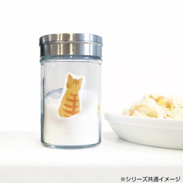 サラリカ 調味料用シリカゲル乾燥剤 4個入り×2セット N-SRLC-K-2P 湿気取り 砂糖 塩 コショウ 香辛料 サラサラ エコ 繰り返し 猫 ねこ ネコ キッチン