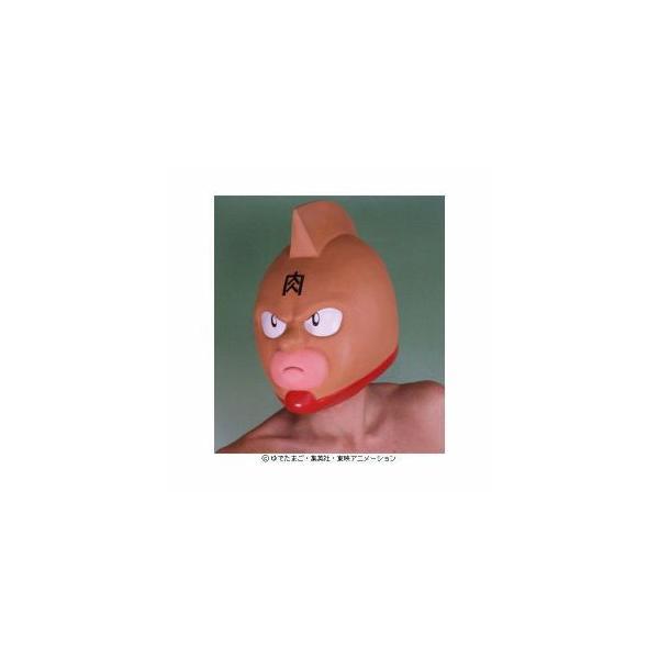 あすつく ハロウィン  仮装 被り物 キャラクターマスク キン肉マン なりきりマスク ラバーマスク コスプレ かぶりもの キン肉マンシリーズ クリスマス