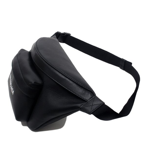 【2019SS】バレンシアガ  EVERYDAY L BELT PACK ボディバッグ【ブラック】 552375 DLQ4N 1000/BALENCIAGA/l-bag