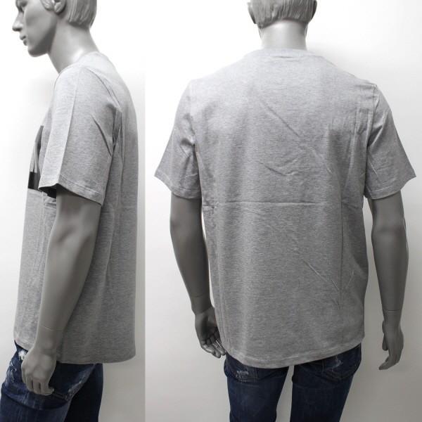 半袖Tシャツ ディースクエアードイラストプリント DSQUARED2/ 【2018SS】 m-tops GD0359 S22427 100/ 『お値段見直し』 【ホワイト】