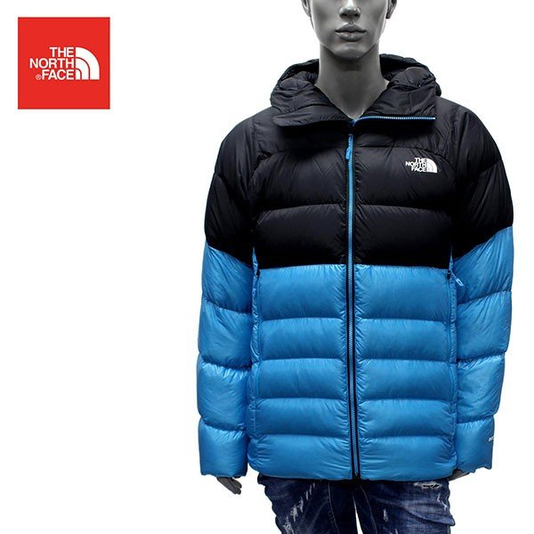 【2019 20AW】ザ・ノースフェイス IMPENDOR PRO DOWN ダウンジャケット【ACOUSTIC BLUE】 T93YEV FG8THE NORTH FACEm outer