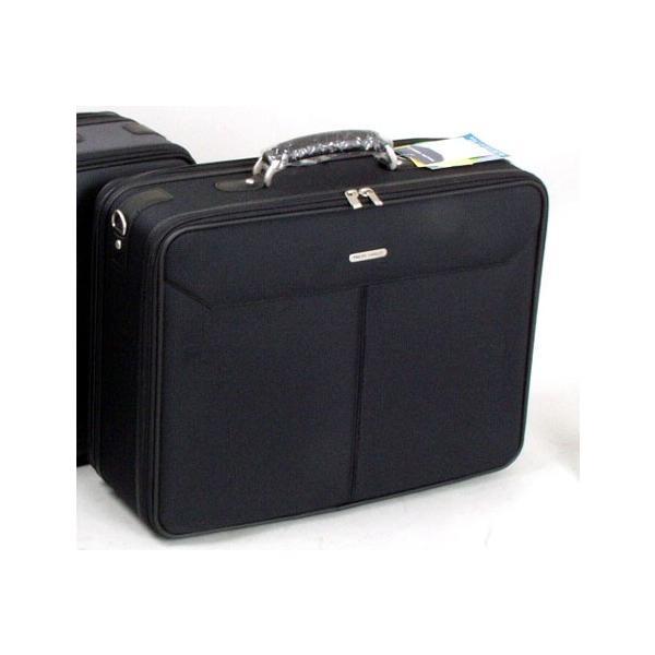 ビジネスバッグ メンズ 50代 40代 30代 20代 おしゃれ ソフトアタッシュケース 衣類固定ベルト付 45cm PHILIPE LANGLET 21138